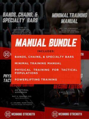Matt Wenning's Manual Bundle